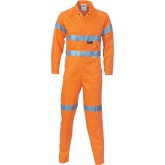 Hvs coolB LW Cotn Coverall R/T
