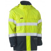 Taped Hi-Vis FR Wet WeatherShell Jacket