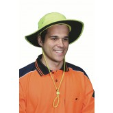 HiViz Safety Hat