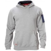 Foundations Brushed Fleece Hoodie