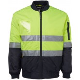 Hi-Vis D+N Flying Jacket