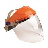 Browguard with Ratchet Harness (Assembled with Visor)