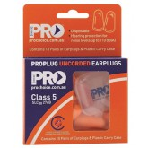 ProBullet Disposable Uncorded Earplugs - 10 Pairs