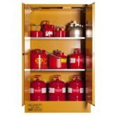 PRATT FLAMMABLE CABINET 250LTR 2 DOOR, 3 SHELF