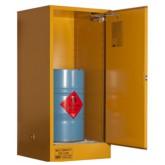 PRATT FLAMMABLE CABINET 205LTR 1 DOOR, ROLLER SET SHELF
